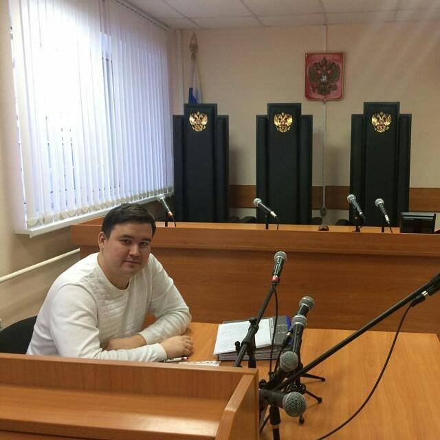 Юрист по гражданским делам - Бикбулатов Азат Фаритович
