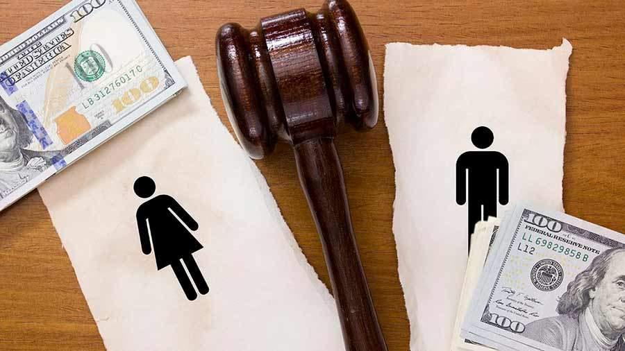 Какое имущество не подлежит разделу при разводе у супругов