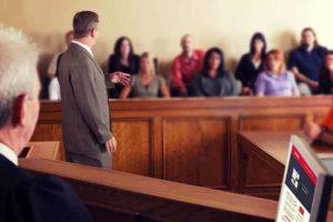 Как правильно вести себя на судебном процессе