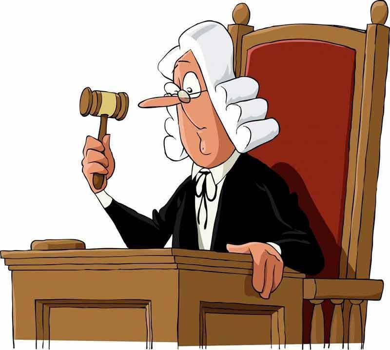 Судья – пенсионер