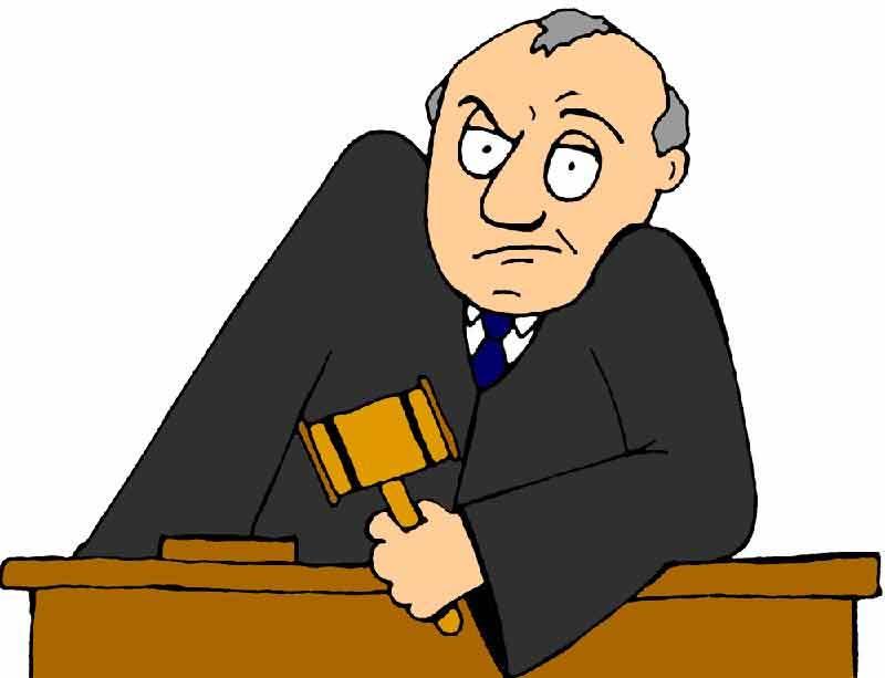 Судья – вертопрах
