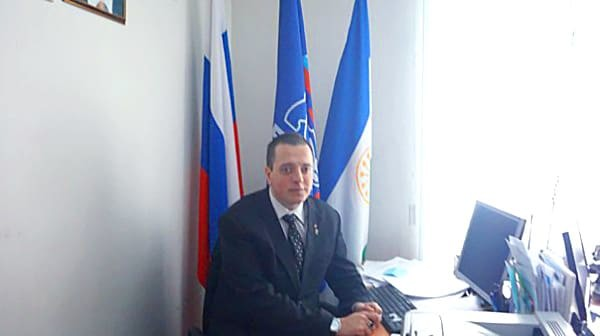 Адвокат, юрист Мусин Азат Фанисович фото